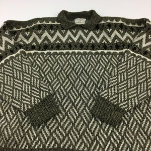 Vintage Bobette and Partners Sweater Made IN USA L